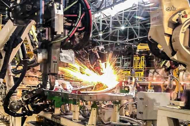 Manufacturing PMI: