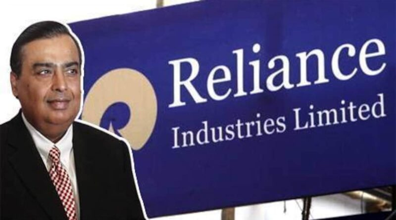 Reliance Industries reported more