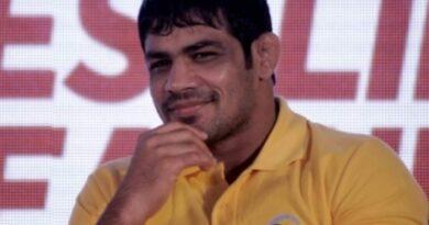 Wrestler Sushil Kumar