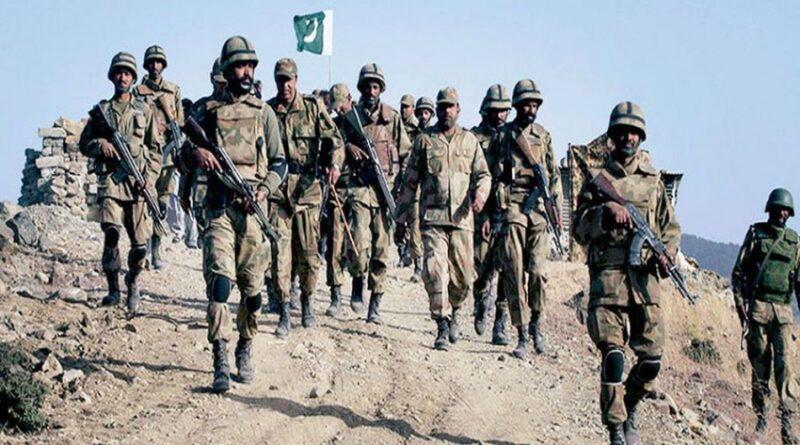 Terrorist attack on Pakistan