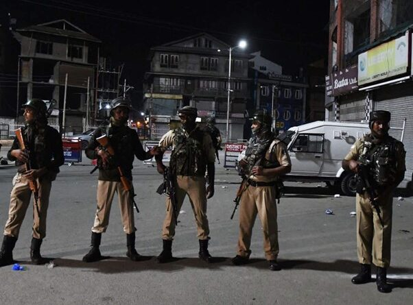 Security tightened in Jammu and Kashmir,
