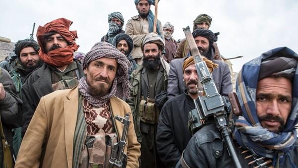 Taliban strengthened