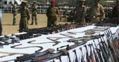 Twenty Three militants