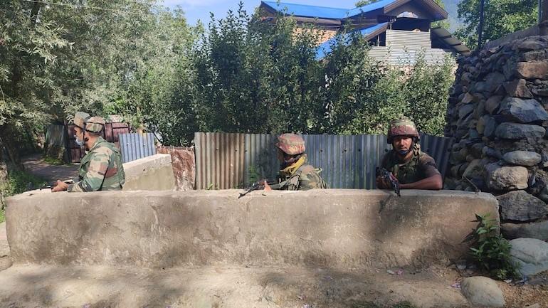 Two terrorists killed
