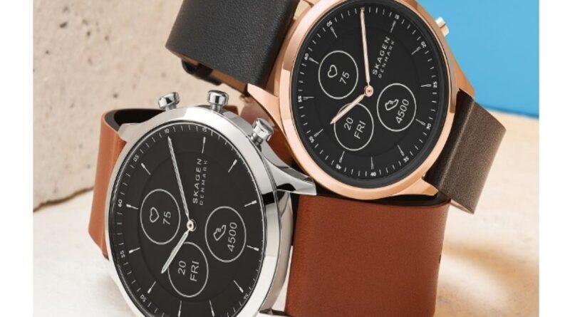 Skagen's Jorn Hybrid HR Smartwatch