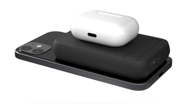 Apple's wireless power bank