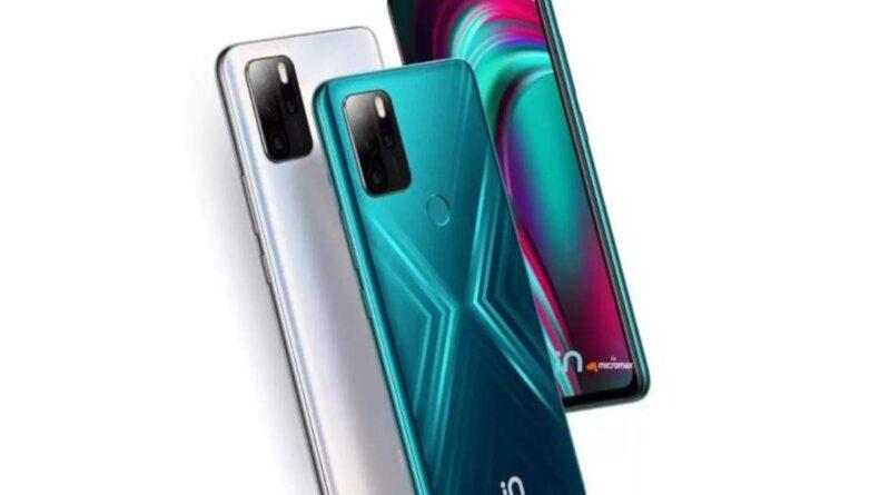 Micromax IN 2B smartphone