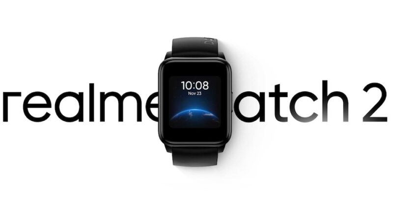 Realme Watch 2 Pro will be launched