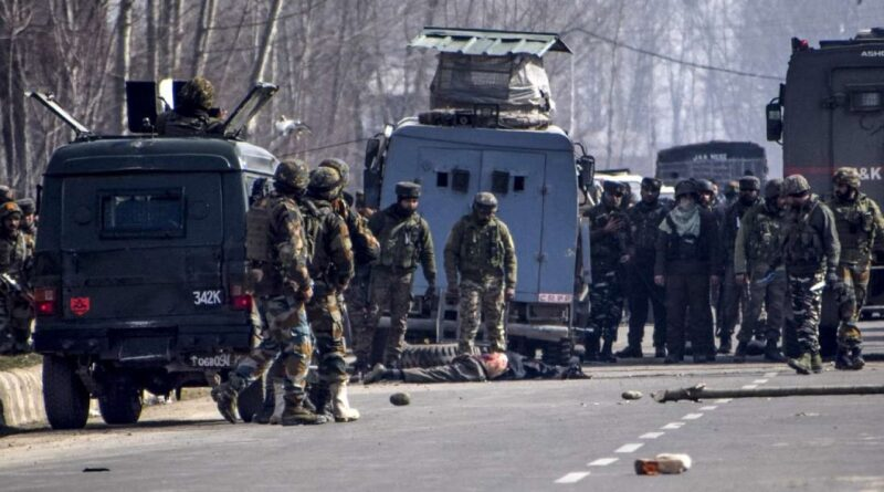 Two LeT terrorists were killed