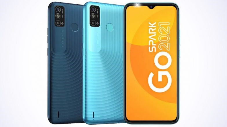 Tecno Spark Go 2021 has been