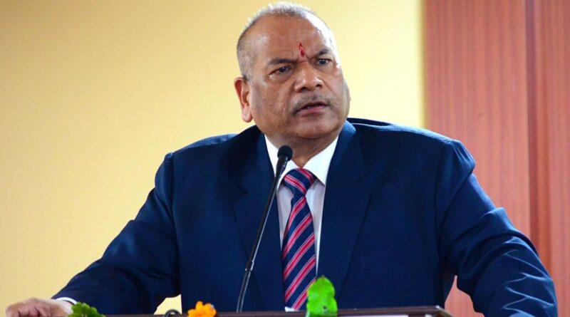 Former DGP hurt by politics
