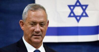 Israeli Defense Minister Benjamin