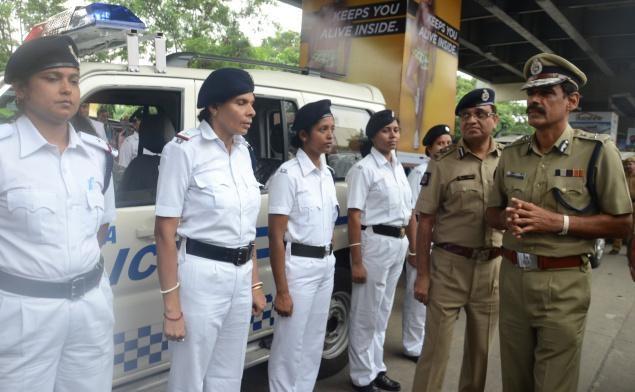 Kolkata Police to buy mobile vans