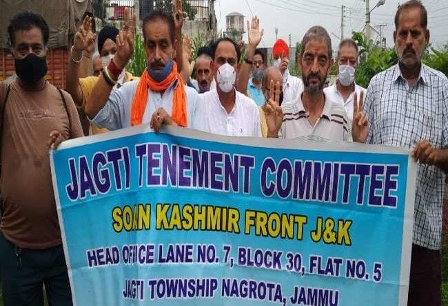 Displaced Kashmiri Pandits