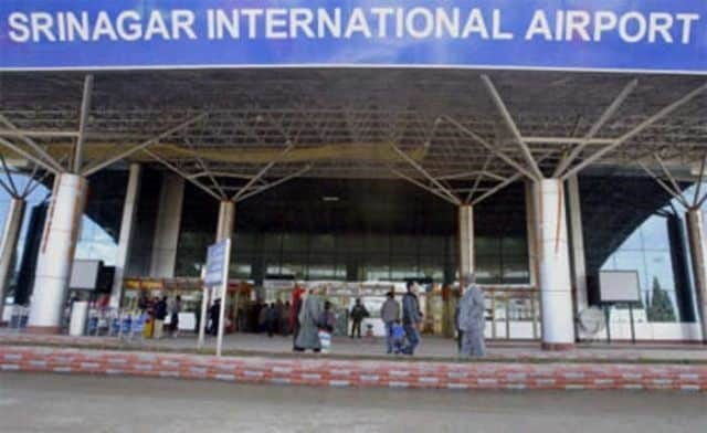 Terrorists plan to blast Srinagar