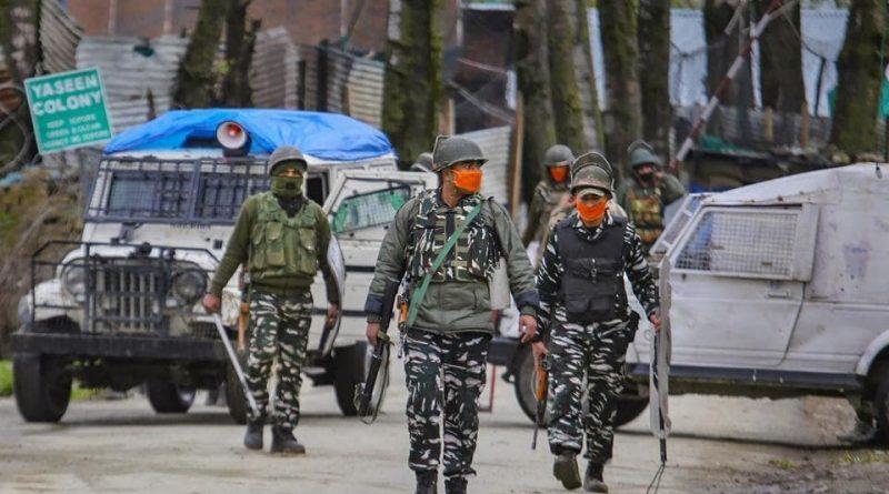 Three terrorists escape