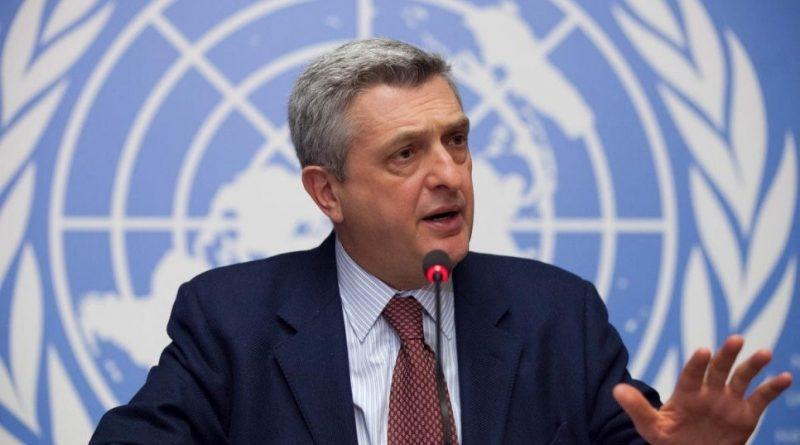 UN refugee chief