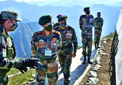 Army Chief On LoC: