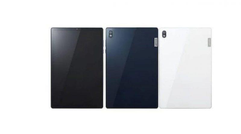 Lenovo's first 5G tablet