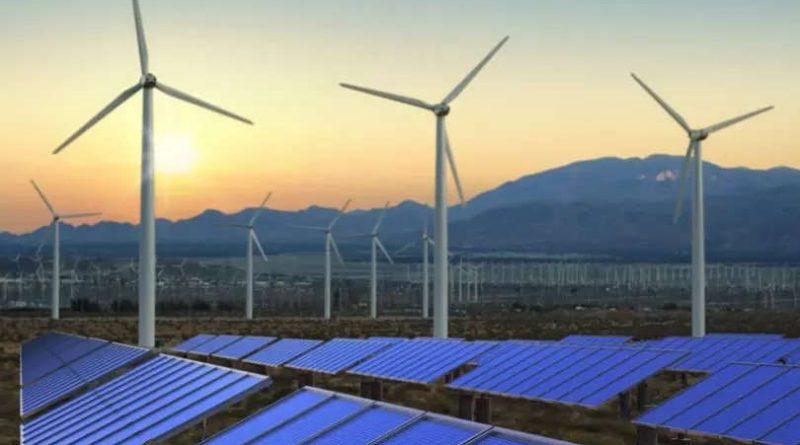 India sets target of 450 GW