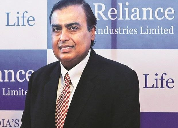 Reliance bought 40 percent
