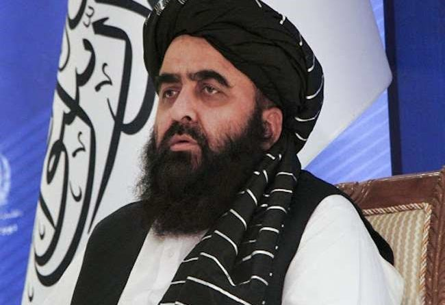Taliban's warning to the US,