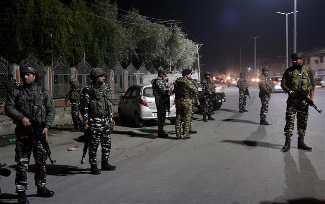 Target Killing In Kashmir